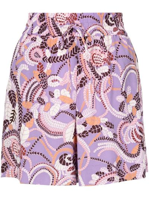Шелковые шорты Alc