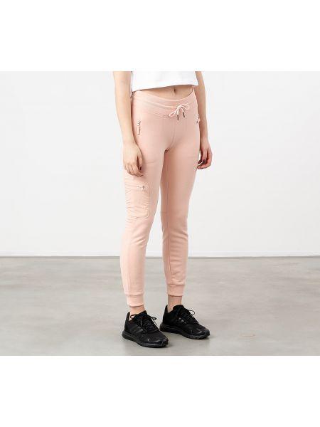 Розовые брюки Columbia