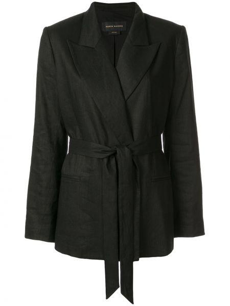 Черный пиджак Karen Walker
