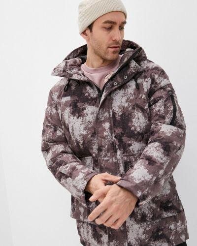 Утепленная короткая куртка хаки Befree