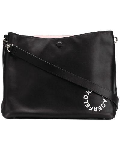 Сумка на плечо среднего размера сумка-хобо Karl Lagerfeld