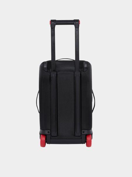 Базовый черный чемодан на кнопках The North Face