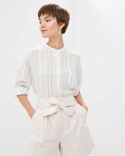 Рубашка с длинным рукавом белая Weekend Max Mara