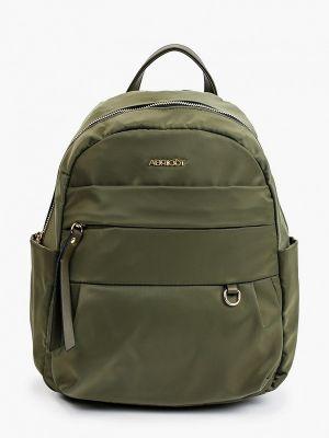 Нейлоновый рюкзак хаки Abricot