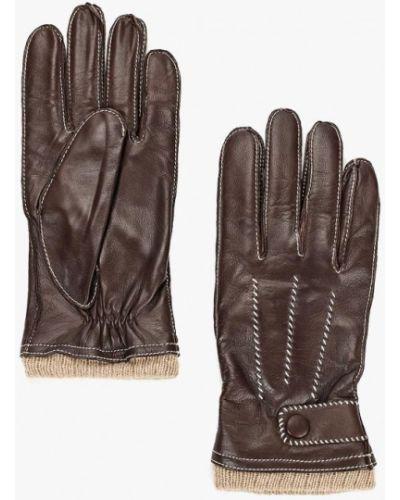Кожаные перчатки итальянские Eleganzza