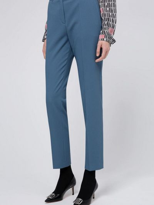 Синие весенние брюки Hugo