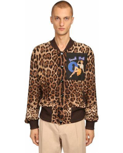 Пиджак с заплатками с манжетами на шнурках с воротником Dolce & Gabbana