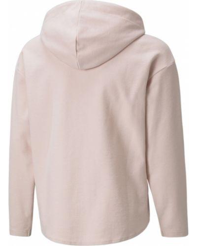 Розовая куртка осенняя Puma