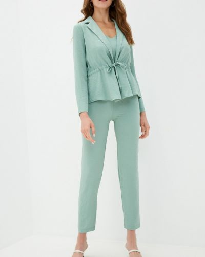 Зеленый костюм Pinkkarrot