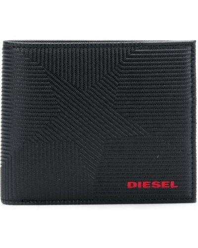 Кошелек в полоску Diesel