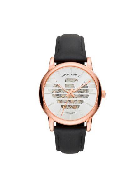 Zegarek - czarny Emporio Armani