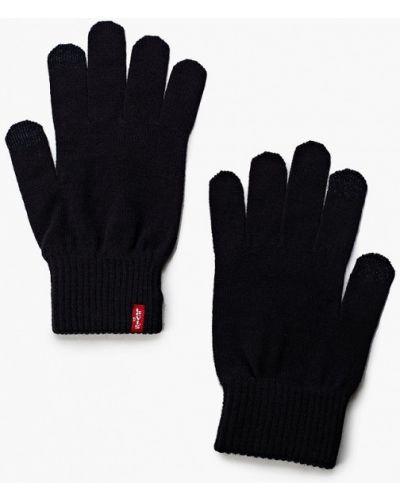 Текстильные синие перчатки Levi's®