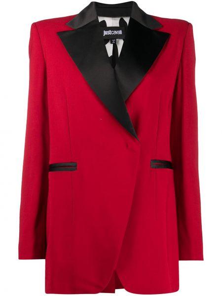 Длинный пиджак Just Cavalli