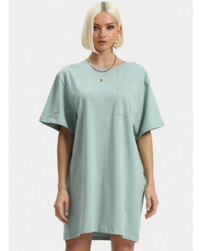 Бирюзовое платье Lezzarine