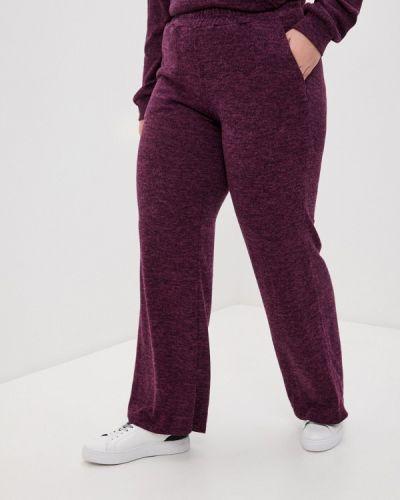 Фиолетовые спортивные брюки Malena