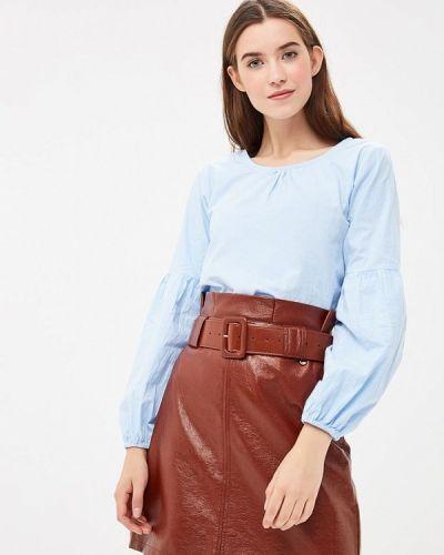 Блузка с рюшами с оборками Compania Fantastica