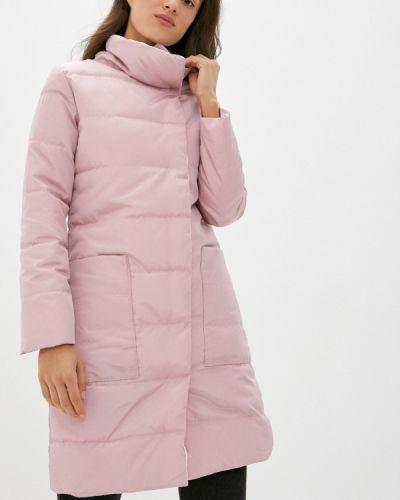 Утепленная розовая куртка Pink Frost