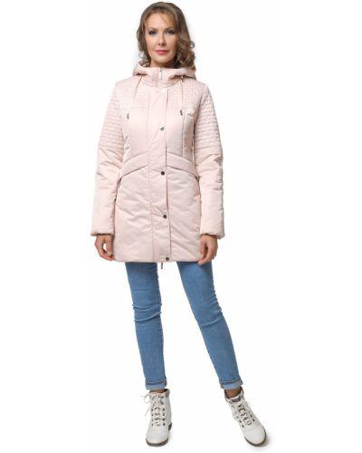 Утепленная куртка из холлофайбера с подкладкой Dizzyway