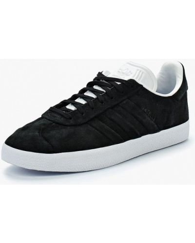Низкие кеды резиновые замшевые Adidas Originals