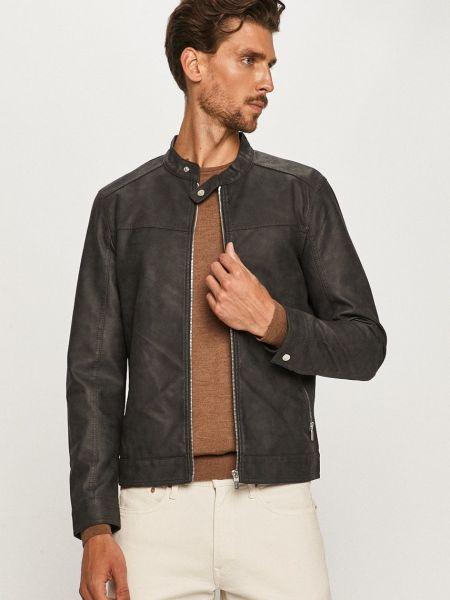 Серая с рукавами куртка с карманами Only & Sons