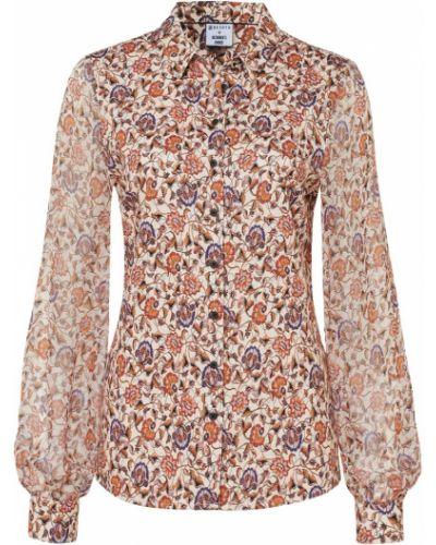 Beżowa bluzka Desoto