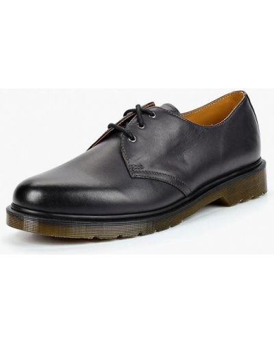 Черные туфли Dr Martens