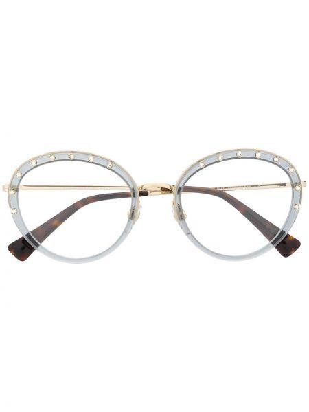 Oprawka do okularów z logo Valentino Eyewear