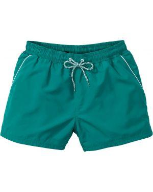 Пляжные шорты эластичные с поясом Bonprix