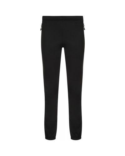 Облегающие черные спортивные брюки для бега Madshus