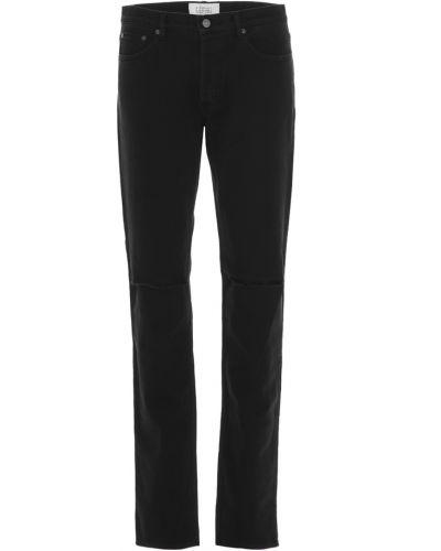 Czarne spodnie Givenchy