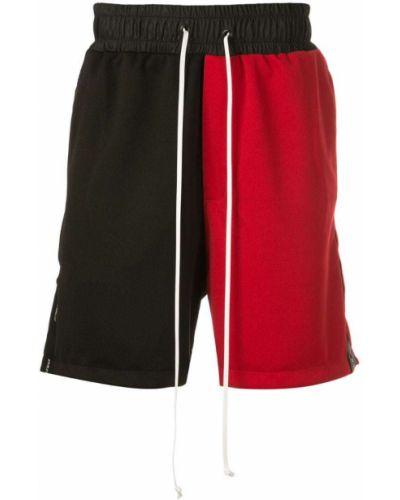 Спортивные шорты черные с карманами Daniel Patrick