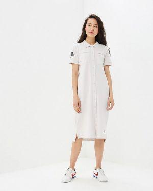 Платье платье-рубашка осеннее Sitlly
