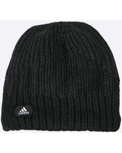 Черная шапка из джерси Adidas Performance