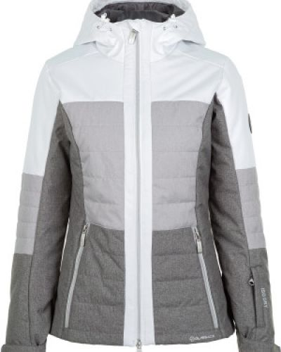 Куртка с капюшоном горнолыжная утепленная Glissade