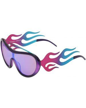 Fioletowe okulary z nylonu Fkshm