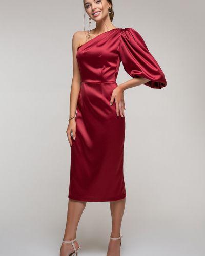 Вечернее платье миди Петербургский Швейный Дом
