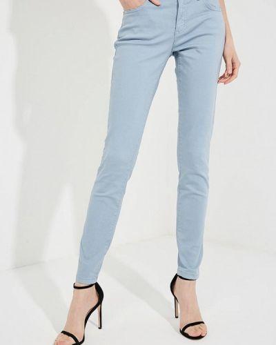 Голубые джинсы Versace Jeans