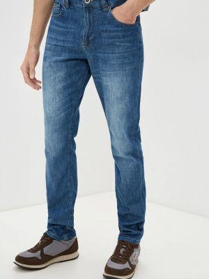 Синие прямые джинсы Daniel Hechter