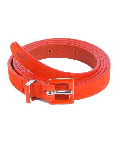 Ремень оранжевый красный Gas
