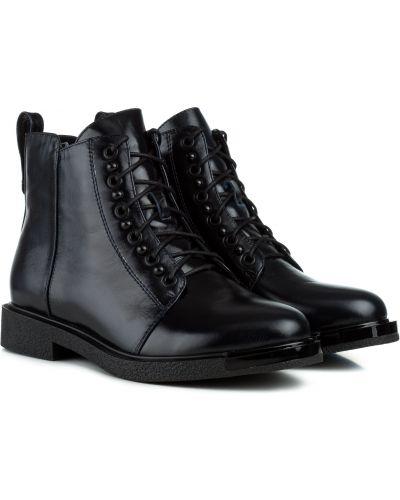 Ботинки - синие Sufinna