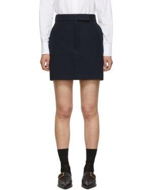 Юбка мини с карманами пачка Thom Browne