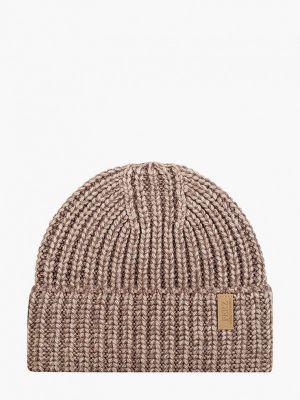 Коричневая зимняя шапка Ferz