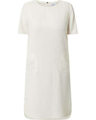 Sukienka rozkloszowana - biała Blonde No. 8