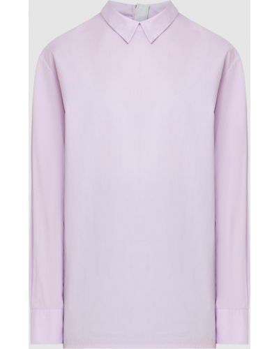 Фиолетовая рубашка Marni