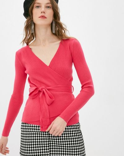 Пуловер - розовый B.style