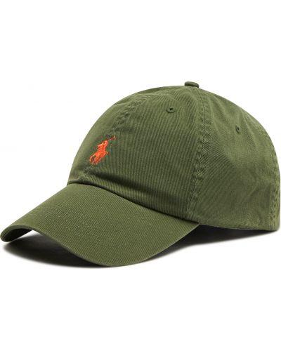Czapka, zielony Polo Ralph Lauren