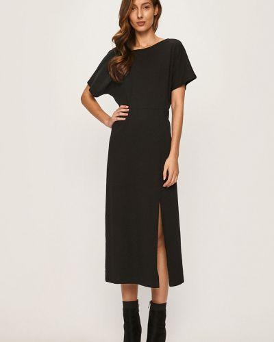 Однобортное платье с вырезом на молнии эластичное Answear