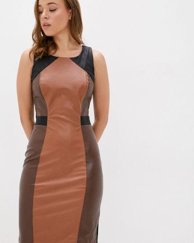 Кожаное платье Rinascimento