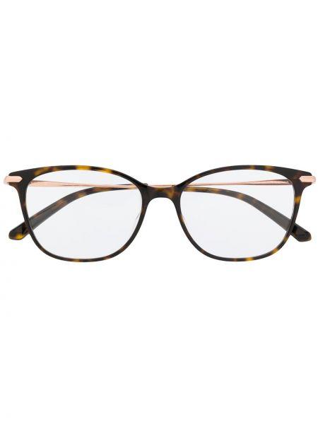 Brązowe okulary Bolon