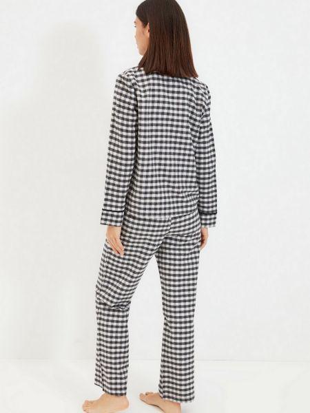 Пижама - черная Trendyol